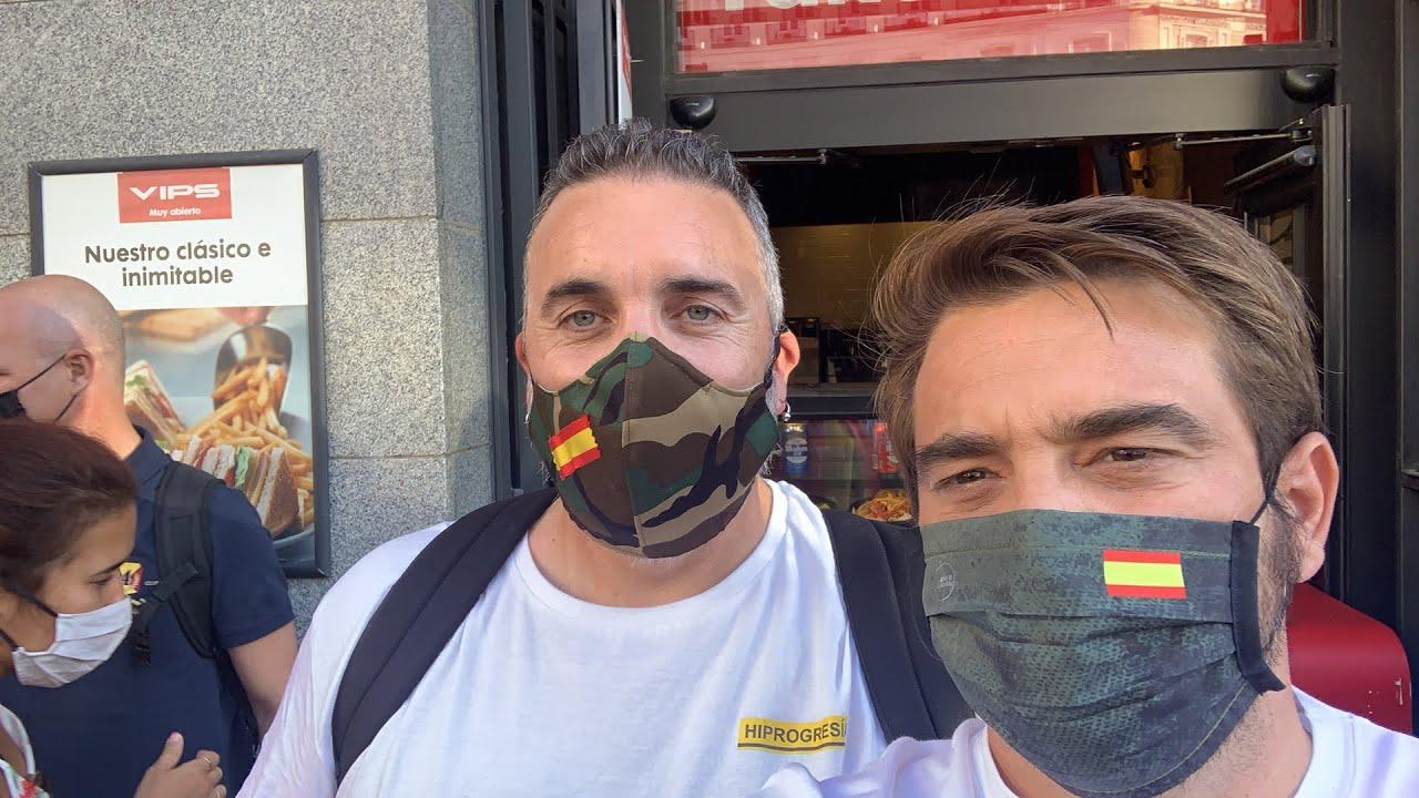 DIRECTO Previo manifestación contra Sánchez con un MURCIANO ENCABRONADO y JAVIER NEGRE
