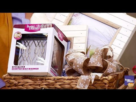 3 Easy DIY Gift Basket Ideas