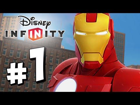 БАШНЯ СТАРКА (Disney Infinity 2: Marvel Super Heroes) #1