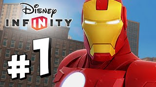БАШНЯ СТАРКА (Disney Infinity 2: Marvel Super Heroes) #1