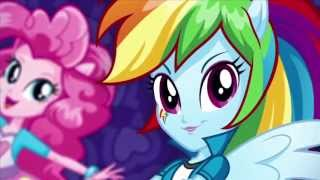 My Little Pony: Equestria Girls - Cafeteria Song - MUSIC VIDEO
