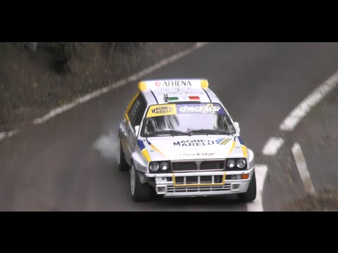 13° Rallylegend San Marino 2015 SHOW,CRASH & PURE SOUND