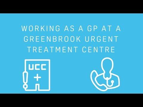 Working as a GP at a Greenbrook Urgent Treatment Centre