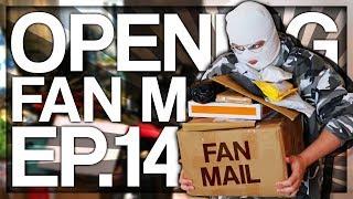 OPENING FAN MAIL 14