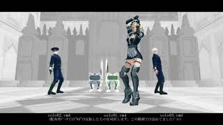 【MMD】Clean Bandit-Soloで踊らせてみた【Motion DL】