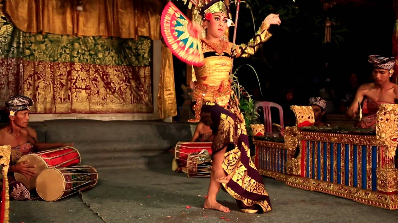 Girls Feature Wallpaper Unbelievable Super Balinese Dance By 14 Years Old Girl