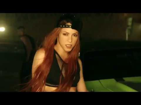 Teaser of the new music video Shakira Perro Fiel