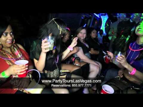 Best Club Crawl Las Vegas; Party Tours Las Vegas