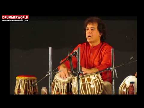 Zakir Hussain: Tabla Solo - PART I