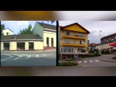 Nekad i sad: Derventa 1991. i 2016. godine