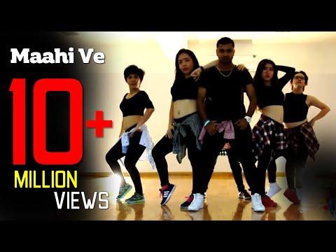 Maahi Ve | Neha Kakkar, Zareen Khan | SK Choreography