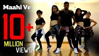 Maahi Ve | Neha Kakkar, Zareen Khan | Sannthosh Choreography