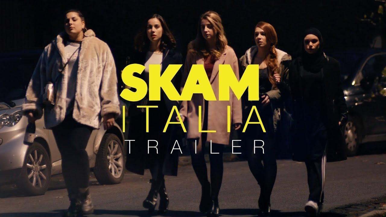 Risultati immagini per skam italia trailer