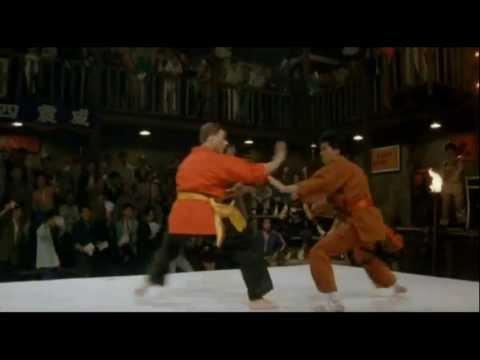 Bloodsport: Fight scenes