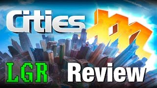 LGR - Cities XXL Review