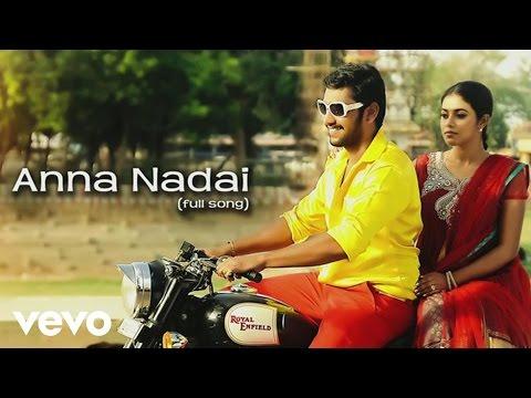Anna Nadai Song Lyrics From Thagaraaru