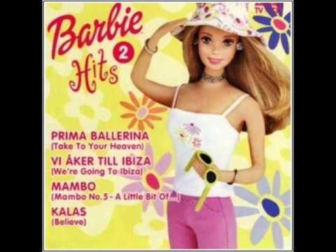 svenska barbie