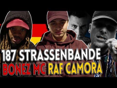 REACTS TO GERMAN RAP Part 2 | 187 ALLSTARS BONEZ MC & RAF CAMORA | SNOW BOYZ | YLTV
