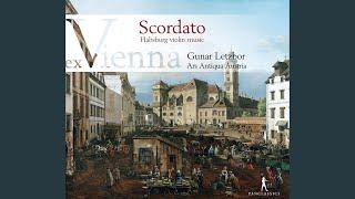"Violin Sonata, ""Sonatina Amorosa"" [Wiener Minoritenkonvent, Manuscript XIV 726: No. 1]"