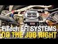 Hand Held Setup El Camino First Start - FiTech EFI 400 - Eastwood