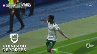 Djaniny Tavares nos hizo recordar a Ronaldo con un gol de crack