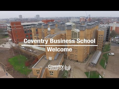 Welcome to Coventry Business School