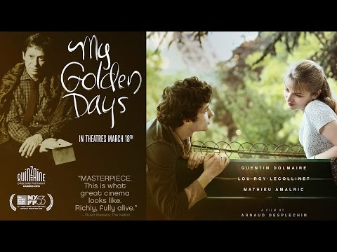 "Trailer: ""My Golden Days"" in theaters March 18"