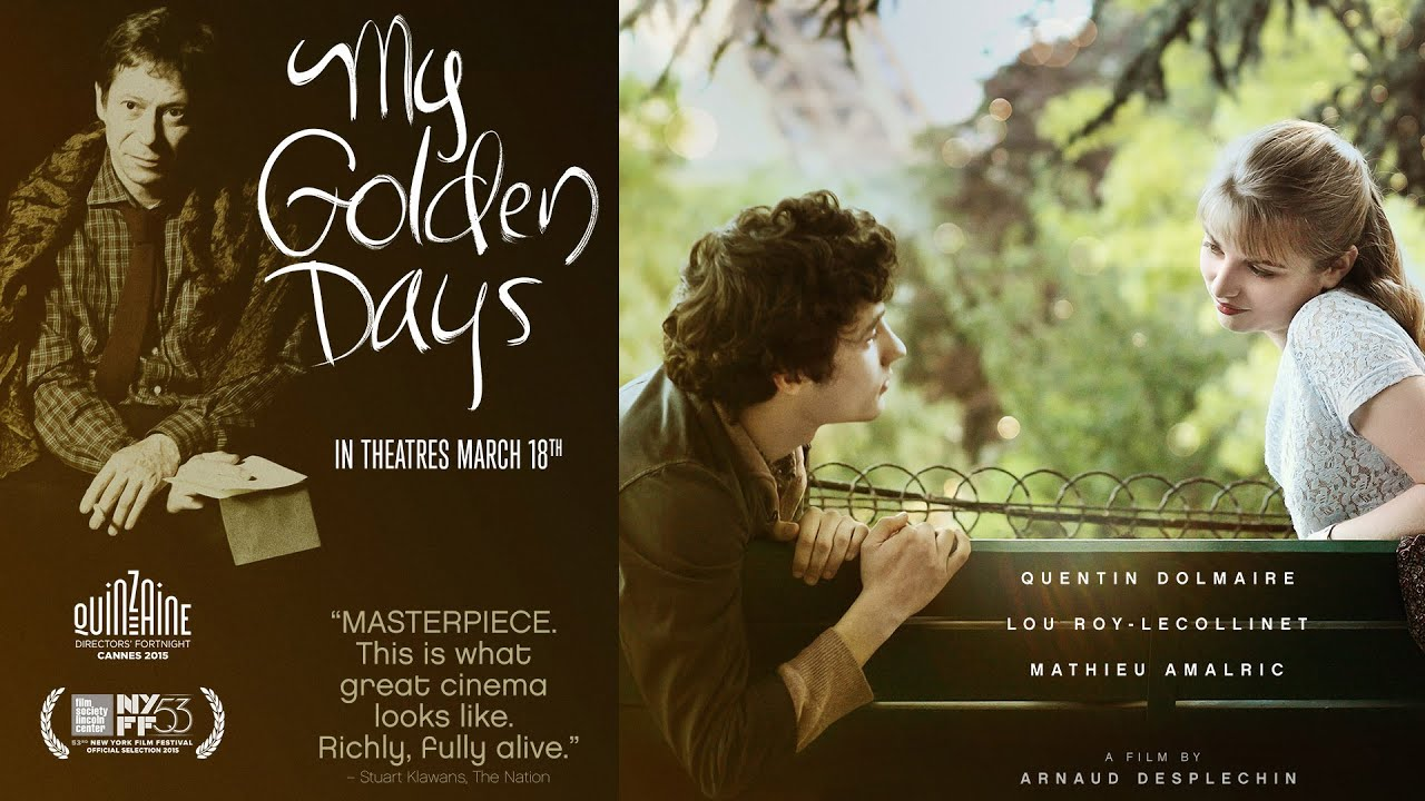 My Golden Days - Official Trailer - YouTube