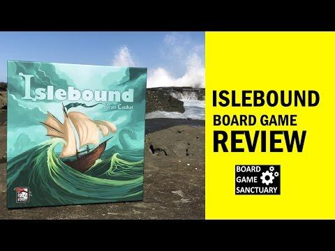 Islebound Board Game Review & Runthrough