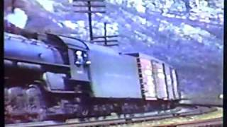"Allegheny Rails Vol.1 ""The B & O"" (WB Video Productions 1987)"