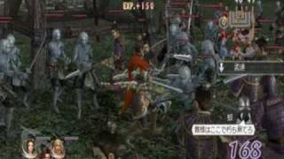 Warriors Orochi Z (PC) Sun Ce Gameplay