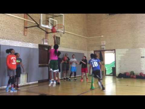 Lady Reign Workouts- Mimi Smith Rich Central High School