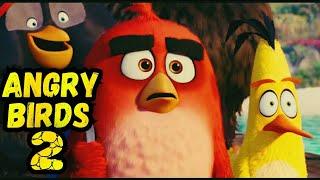 Angry Birds в кино 2 — Русский трейлер 2019