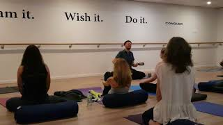 Mediation for Modern People with Mantras at Soulful Fitness Lane Cove
