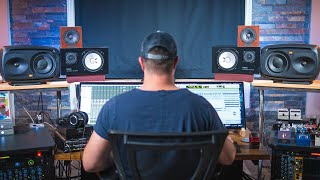 MONITOR PLACEMENT for the BEST MIXES