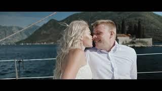 Свадьба в Черногории Видеооператор в Черногории