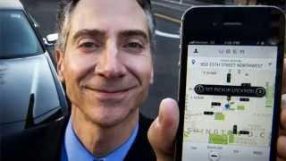 Что такое убер такси(0:02 Что такое убер такси Все очень просто, клиент и водитель ставят себе на мобильный телефон специальное..., 2015-10-27T16:45:54.000Z)