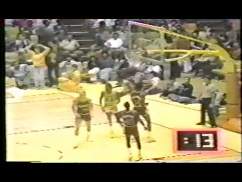 Magic Johnson - Passing Skills