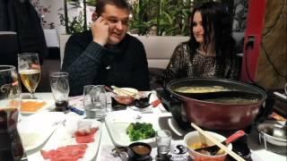 видео Ресторан азиатской кухни