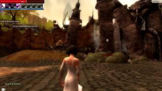 Let's Play Guild Wars EOTN - Episode 1, Gwen