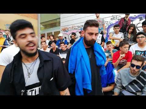 DUNK & AZUL URANO vs SKOREL & DOPY - FILTROS - 1a CLAS. FREEDOM FIGHTERS