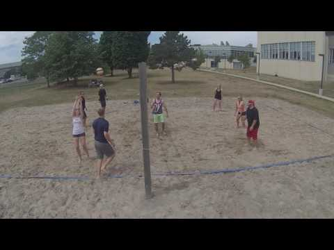 JULY 30TH 2016-PUCK UP BEACH VOLLEYBALL @ SLC #2