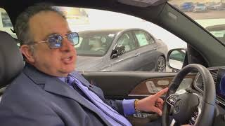 2020 Mercedes-Benz GLE - First Drive Review @ Mercedes Benz of Encino by Anoush-EP 44- Farsi