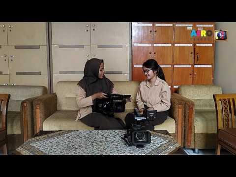 Mengenal kamera Broadcast by Multimedia SMKN 49 Jakarta