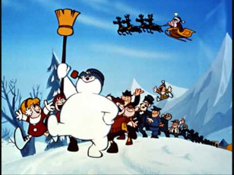 Burl Ives - Frosty The Snowman