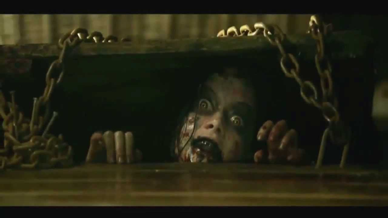 Evil Dead 2013 Horror Video Gore Remix Ft Dubstep By