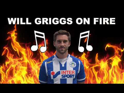 grigg on fire