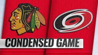 11/12/18 Condensed Game: Blackhawks @ Hurricanes