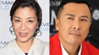 'Crouching Tiger Hidden Dragon' Sequel Set For 2014