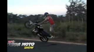 Equipe Furia Moto Show Apresenta  Piloto Maykon Silva ( Treinos )